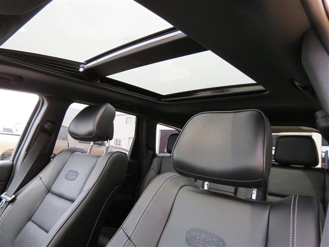 2014 Jeep Grand Cherokee Overland Panoramic Sunroof Awesome