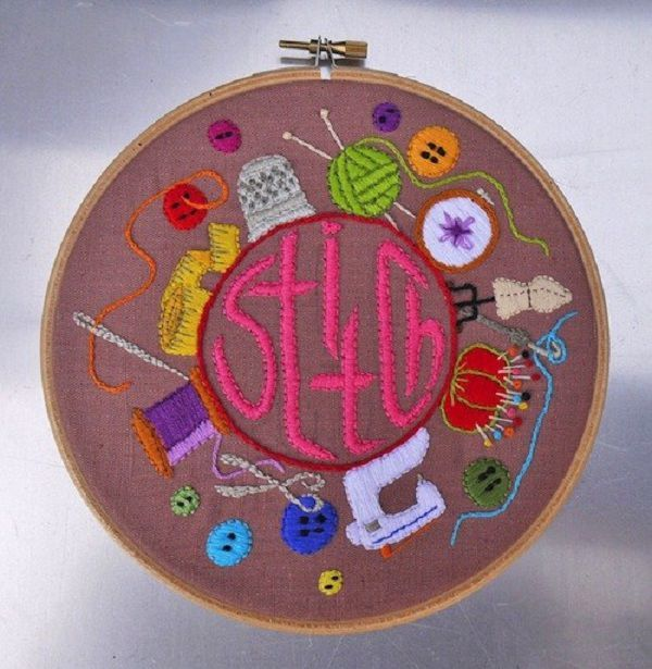 Amazing Embroidery By Corinne Sleight Embroidery Hand Embroidery