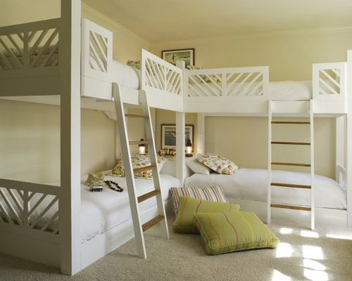 Corner Bunk Beds Home Design Ideas Pictures Remodel And Decor