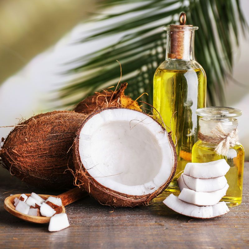 kokos l creme gegen schuppenflechte selber machen rezept anleitung salben kosmetik. Black Bedroom Furniture Sets. Home Design Ideas