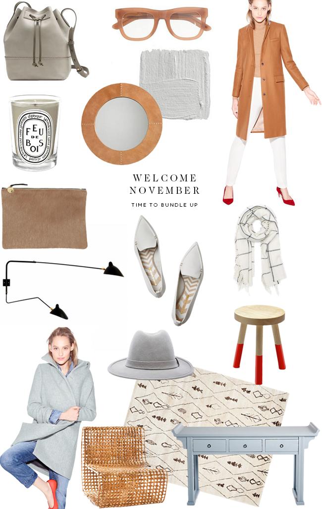 Welcome November: The Art of Simplifying #welcomenovember Welcome November: The Art of Simplifying · Savvy Home #hellonovemberwallpaper