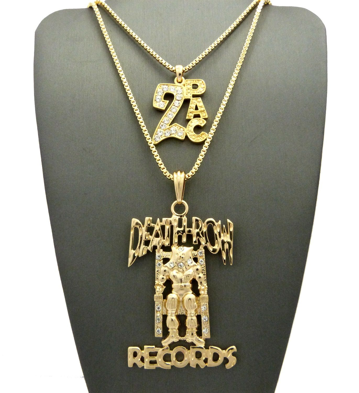 Death row records gold chain set hiphopcloset chains death row records gold chain set hiphopcloset aloadofball Choice Image