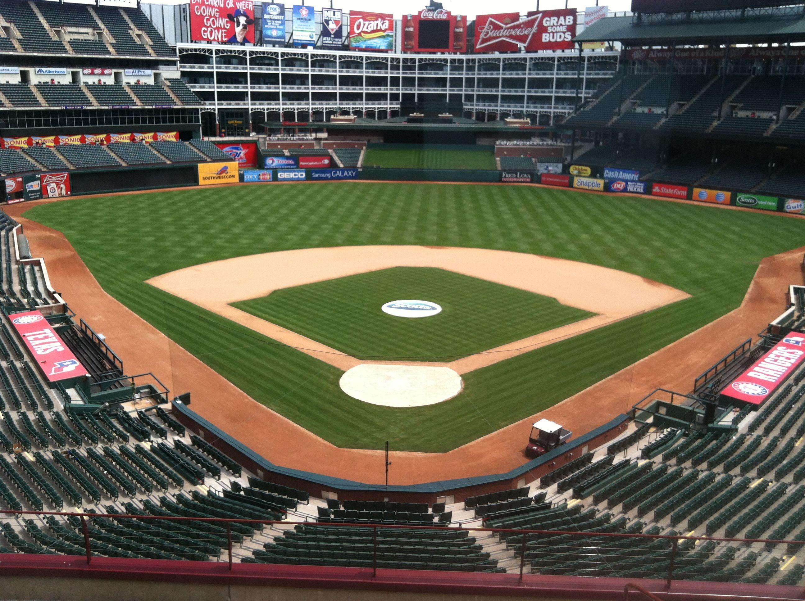Greatest Show On Dirt Baseball Field Baseball Field