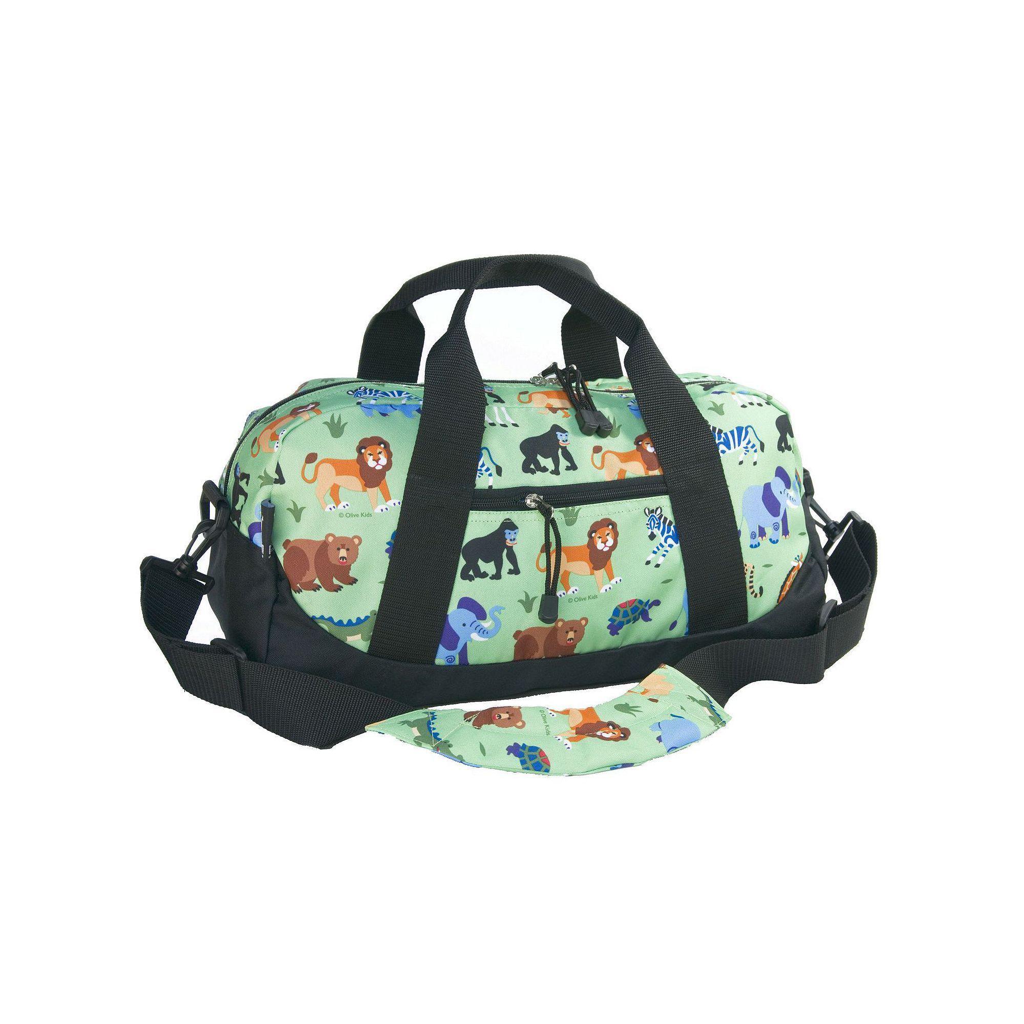 981479de251f22 Olive Kids Animals Duffel Bag - Kids