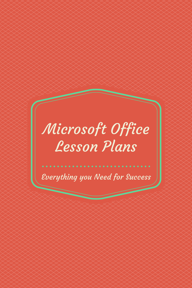 Where to find microsoft office lesson plans how other teachers where to find microsoft office lesson plans how other teachers are using them and fandeluxe Images