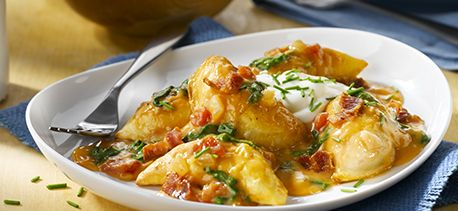 Cook With Campbell's Mobile >> Check Recipe Here
