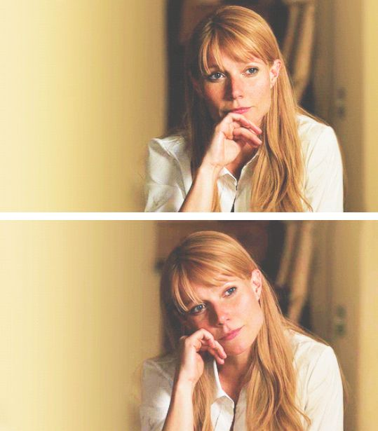 Pepper Potts (Gwyneth Paltrow) | Pepper Potts and Tony ...
