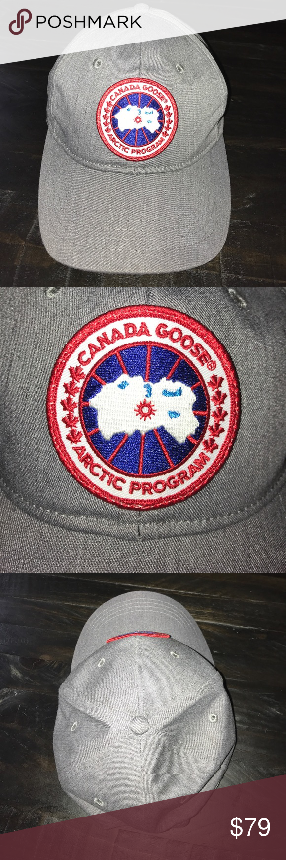 29d15c083d5 AUTHENTIC CANADA GOOSE HAT AMAZING quality CANADA GOOSE hat!! You will love  it!