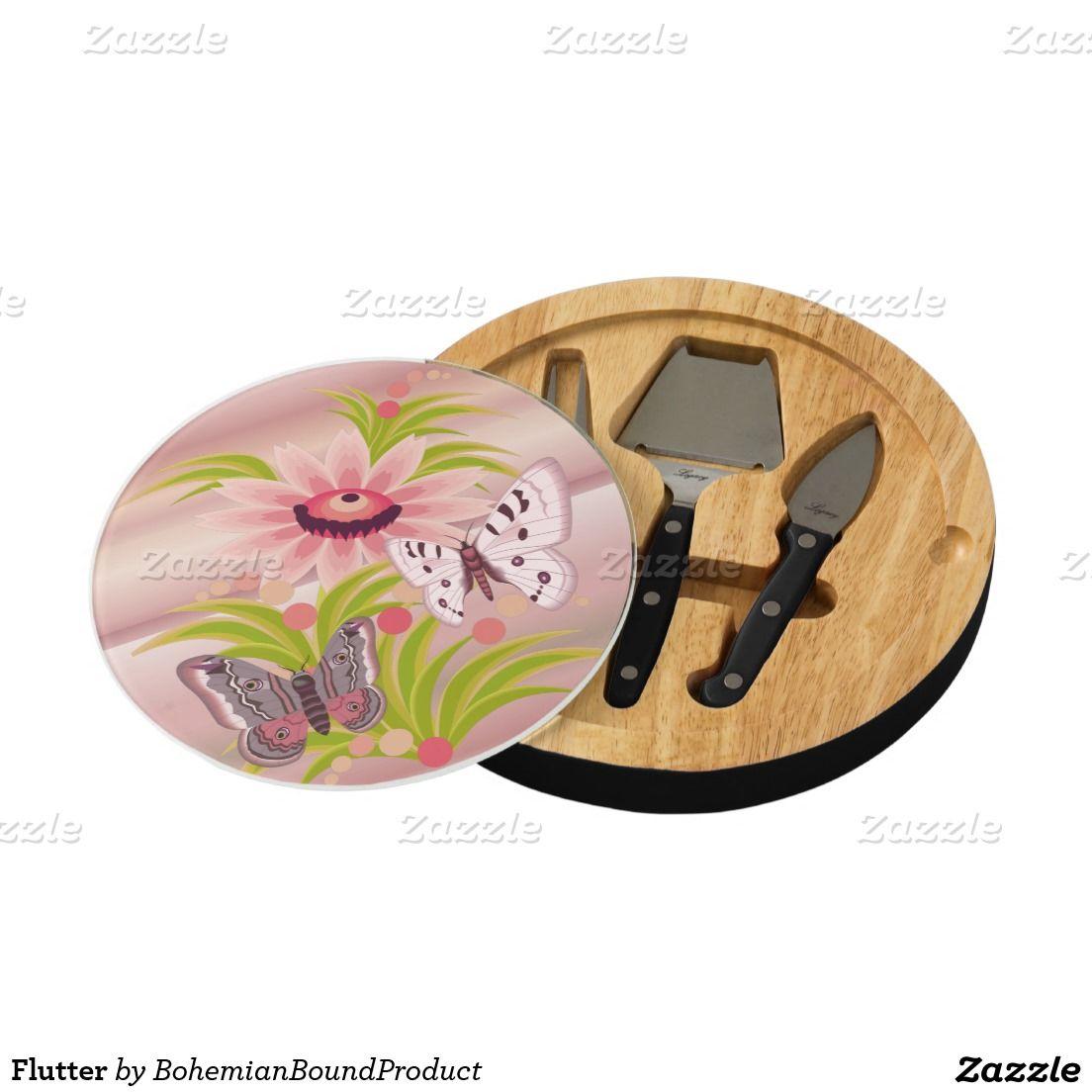 Flutter Cheese Platter