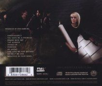 "It's 2008 and FIREFLIGHT had just released their ""new record"" UNBREAKABLE! I'm pretty fond of the FIREFLIGHT DVD: Front Row Live (2008) cable concert – CD art (reverse)"