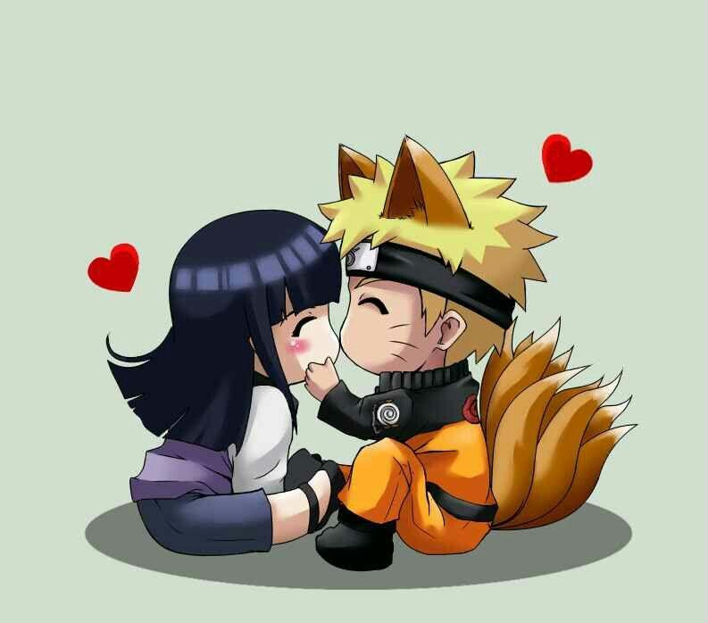 Hinata Hyuga & Naruto Uzumaki Love