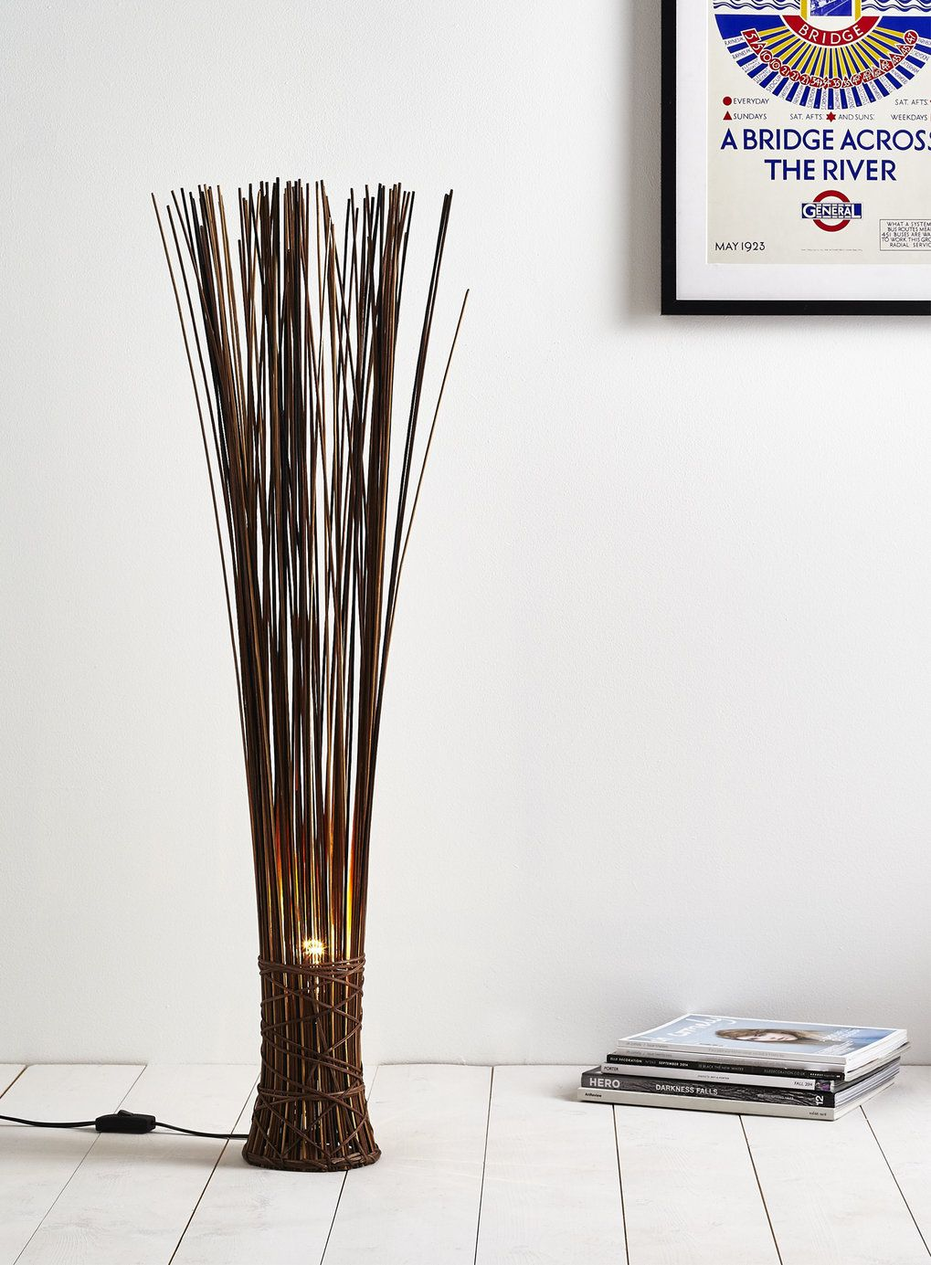 Twigs Floor Lamp - BHS | Living room | Pinterest
