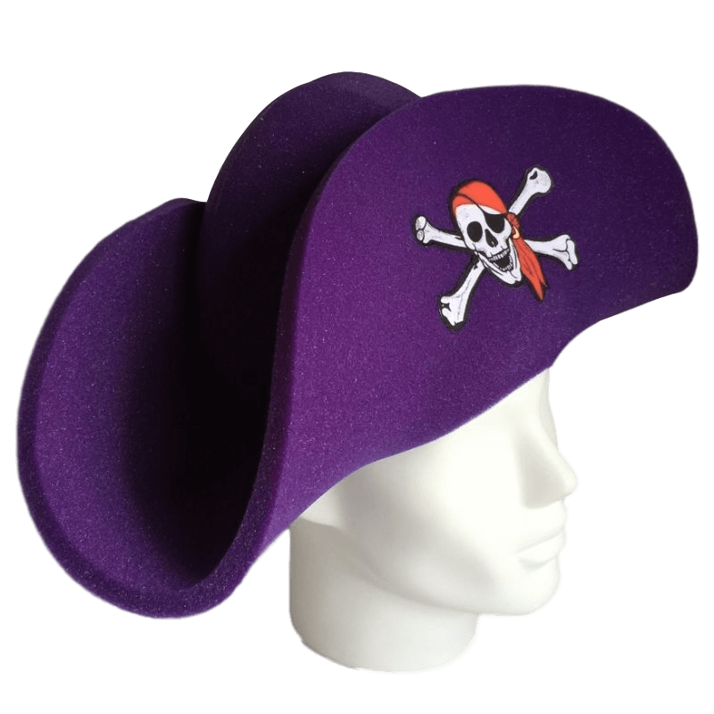 The Perfect Fun Hat For Your Hora Loca Wedding Party Or Birthday Party Ideal As A Pirate Accessories Caribbean Pira Pirate Costume Pirate Hats Costume Hats