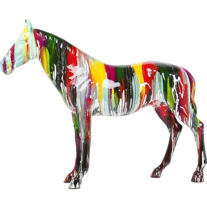Deko Figur Horse Colore - KARE Design N O W !!!! Pinterest - wohnzimmer deko figuren