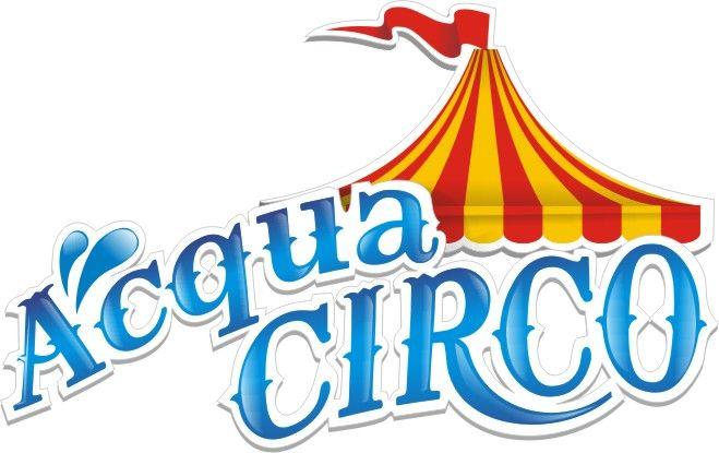 Logo Atração temática Ácqua Circo Beach Park / Ceará