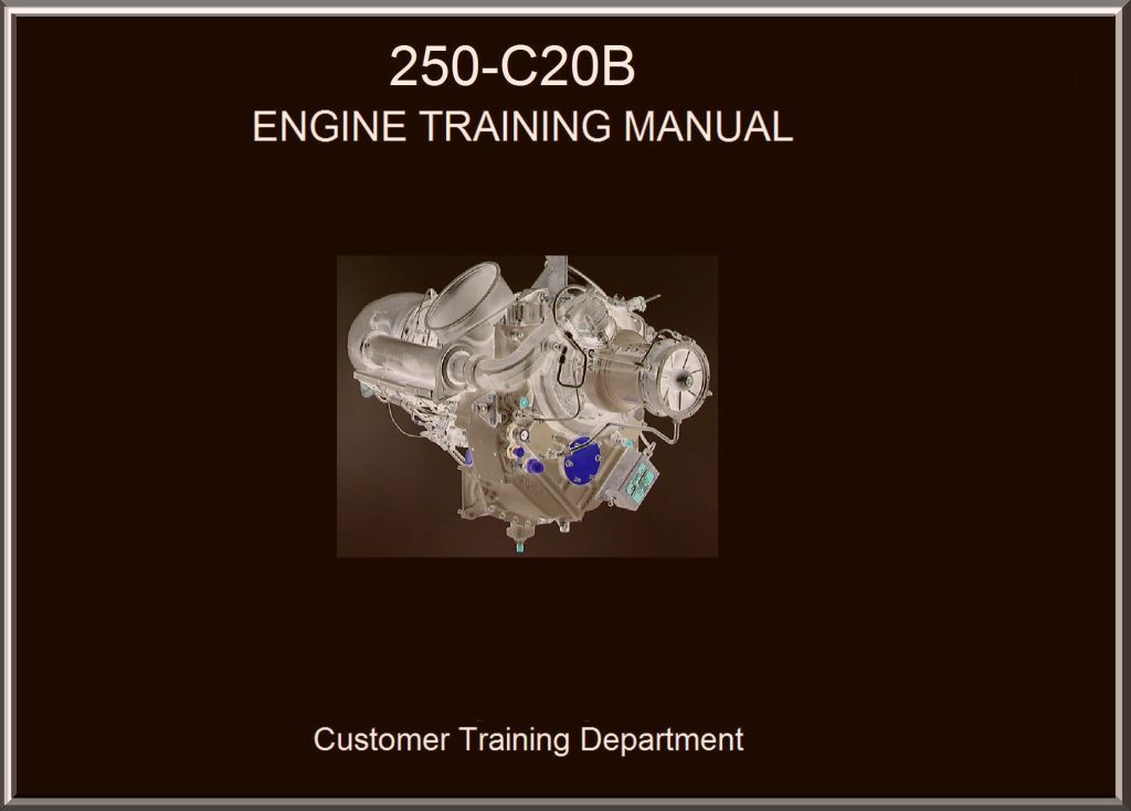 Allison 250 c20b aircraft engine training manual english allison 250 c20b aircraft engine training manual english language aircraft reports fandeluxe Images