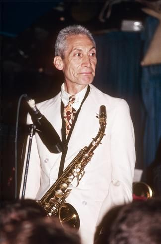 Charlie Watts. My favorite Rolling Stone & one of top five drummers!