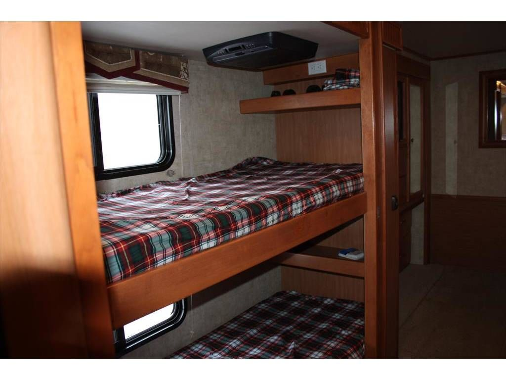 Check Out This 2008 Tiffin Allegro 35 Qba Bunk Beds Listing In