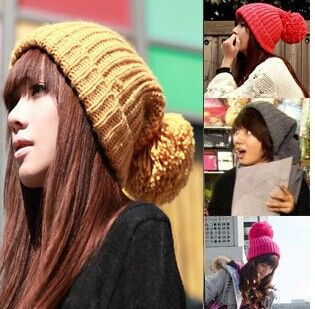 Cheap hats plain, Buy Quality hat coat directly from China hat flap Suppliers: Free Shipping 2013 Winter Hats For Women Black Warm Twist Knitted Hat Fashion Beanies Women Winter Cap Baseball Cap&nb