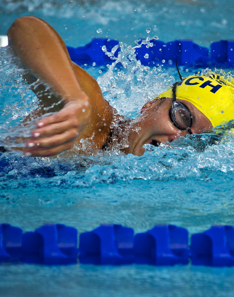Just starting out swimming? Here's a guide to a few simple ...