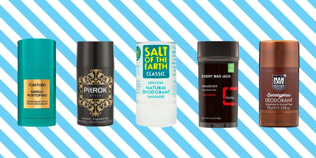 Banish odor and pit stains for good with these natural
