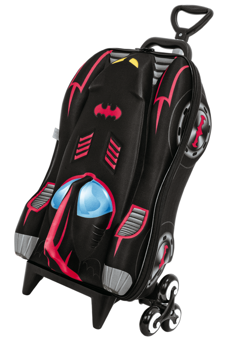 Batman kids rolling luggage or backpack | kids rolling luggage ...