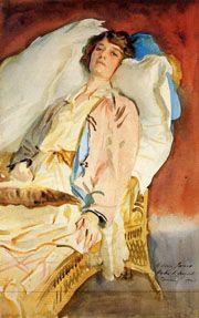 Alice Runnels James (Mrs. William James) by John Singer Sargent
