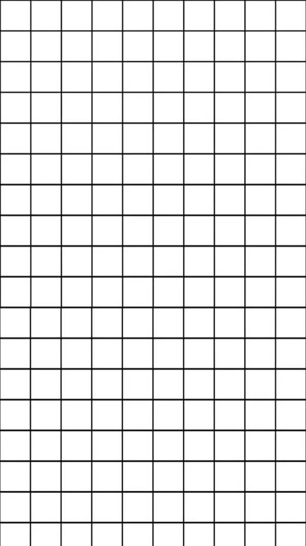 White Grid Background