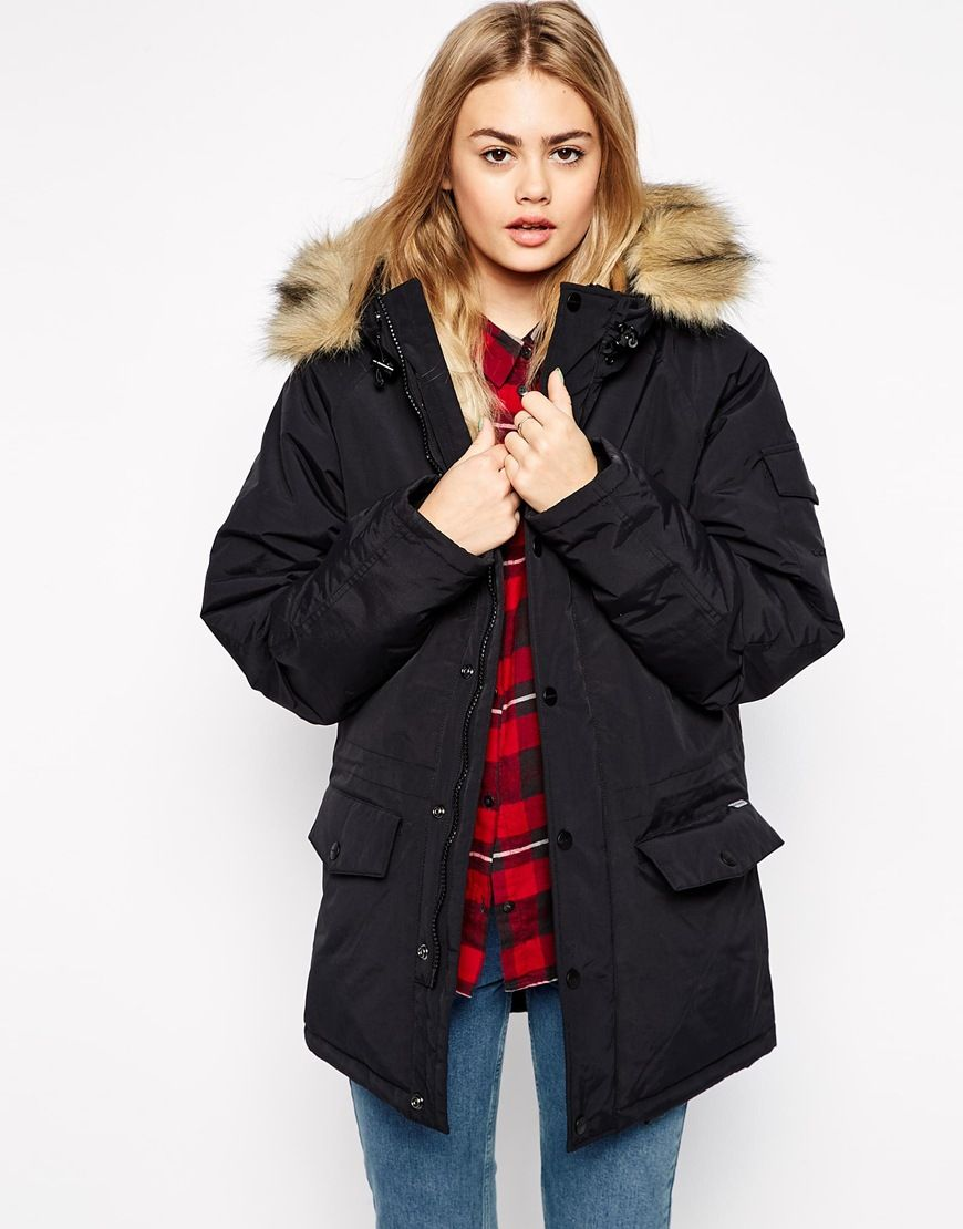 hot sale online fashion styles detailed pictures Carhartt Hooded Anchorage Parka Coat | Jackets | Parka coat ...