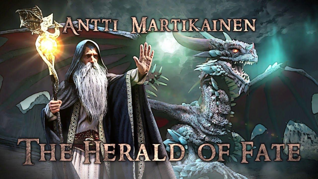 The Herald of Fate (fantasy adventure music) en 2020