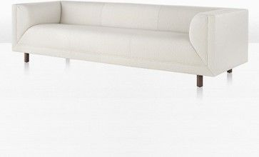 Rolled Arm 96 Inch Sofa Herman Miller Modern Sofas Sofas