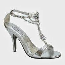 Ladies Princess T-Strap Rhinestone Sandals