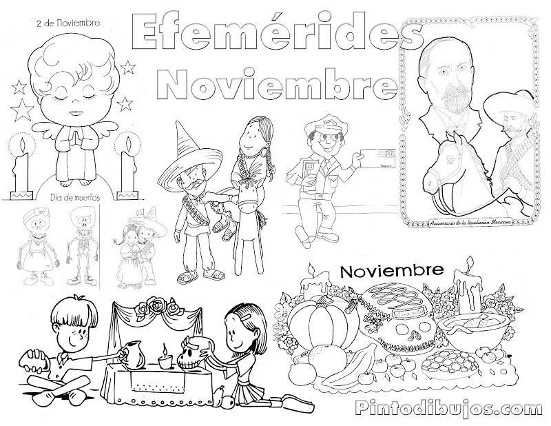 Efemérides noviembre | Material educativo | Pinterest