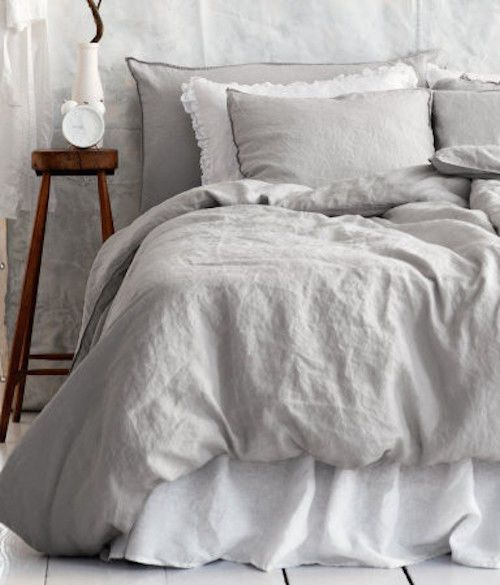 Duvet Cover Set 100 Natural Washed Linen Rustic French Country Premium Quality Home Bedroom Bedroom Inspirations Master Bedroom Plan