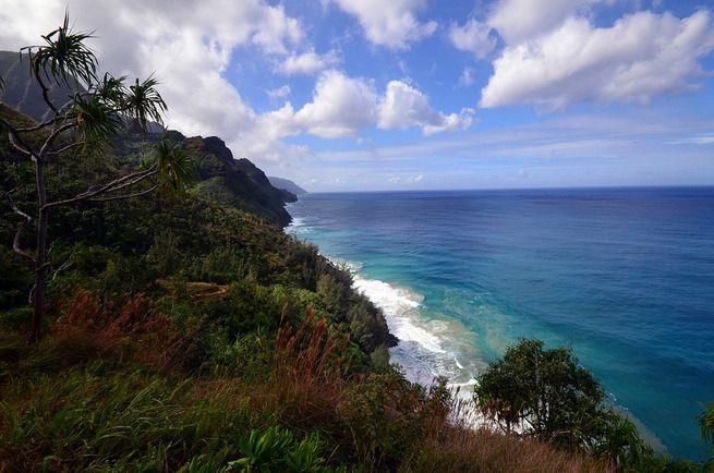 Kauais Napali Coast -- Kalalau Trail