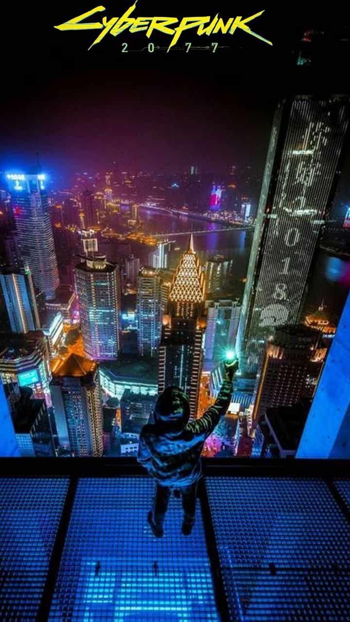 Cyberpunk 2077 wallpaper HD phone backgrounds Night city ...