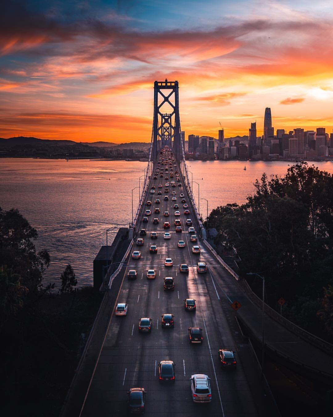 Gorgeous Urban Landscapes Of San Francisco By Ryan Thomas Landscape Photography Urban Landscape Landscape Photography Tips