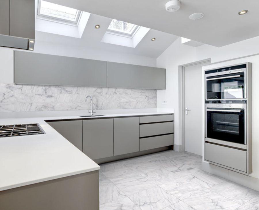 Classic 12 X 12 Carrara Matte Anatolia Marble Tile Bathroom Toronto Interior Design Flooring