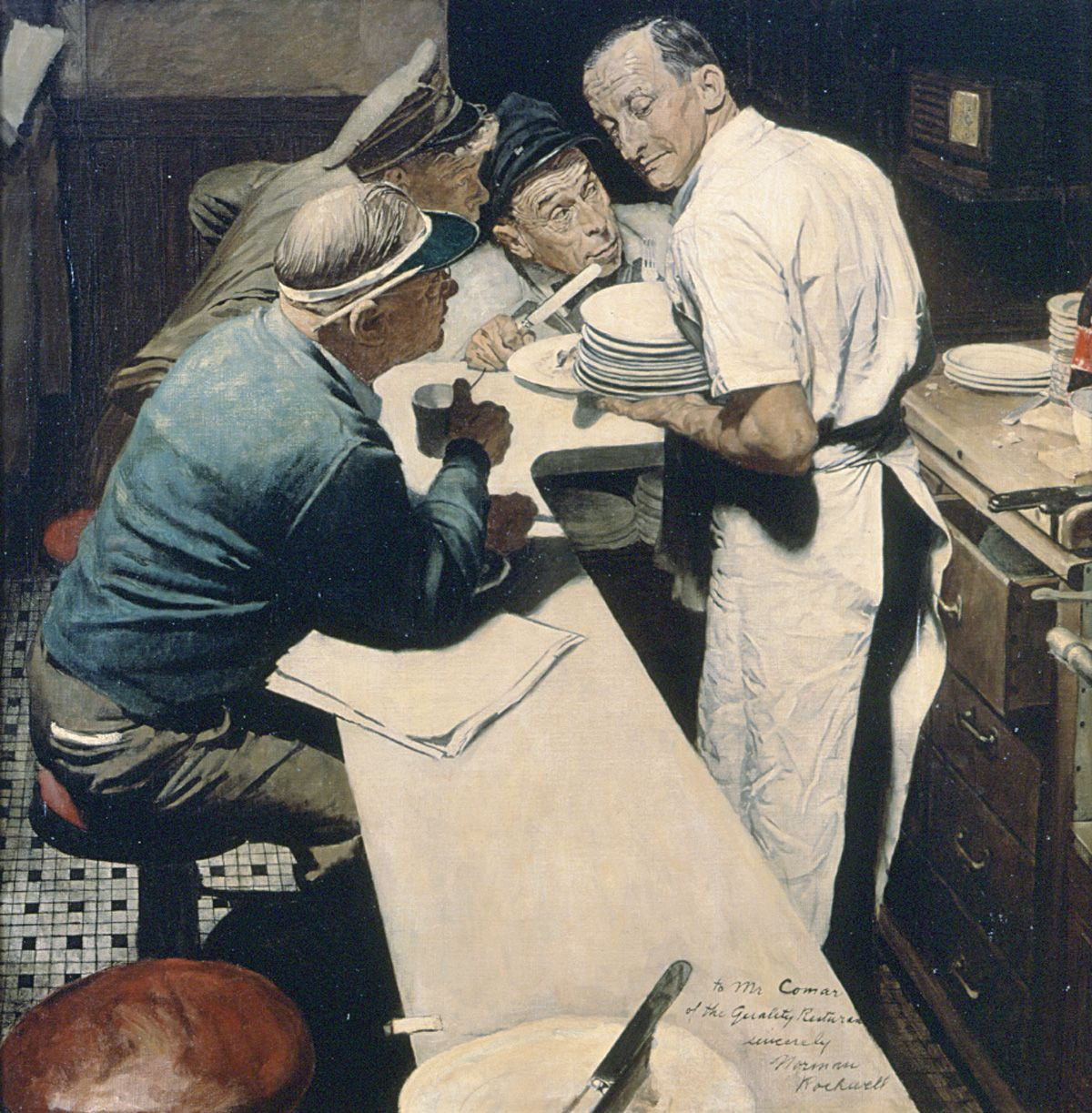 Google Show Me Beautiful Bathrooms: Norman Rockwell Obras De Arte - Buscar Con Google