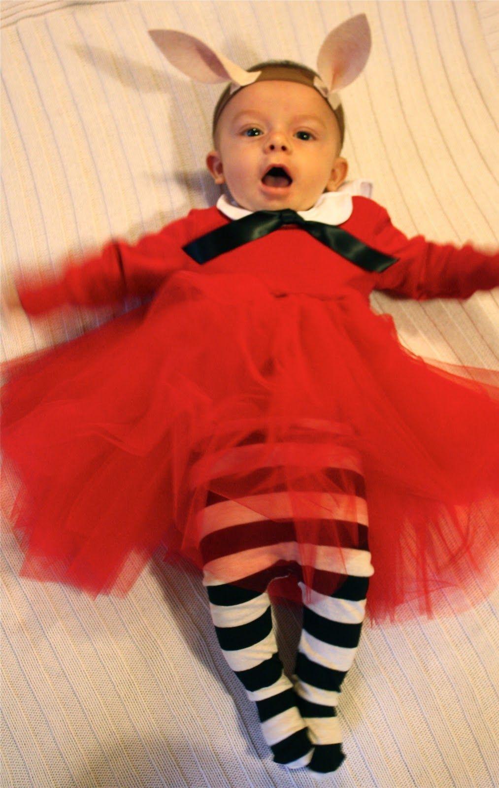 Infant Olivia Costume Cute halloween costumes, Baby girl