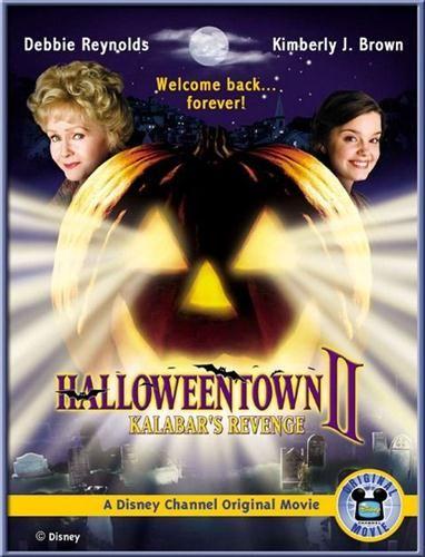 Halloweentown II : Kalabar's Revenge #disneymovies