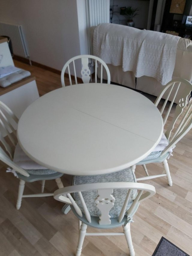 Table 4 Chairs Furniture Second Hand Kitchens Kitchen Furniture
