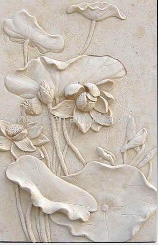 Wall Sculpture Art Plaster