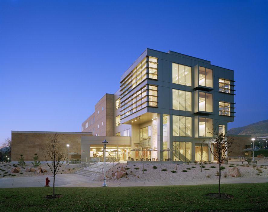 University of Utah Humanities Building Education