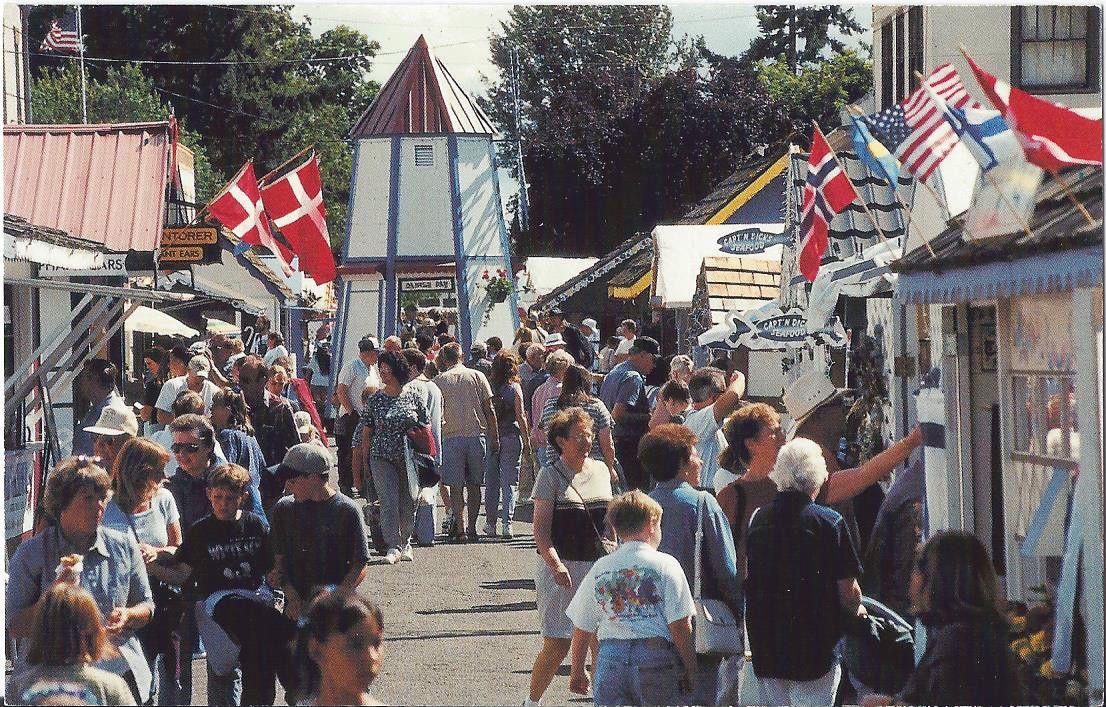 Postcard Oregon Junction City Scandinavian Festival Lane County Nrmint Ebay Scandinavian Festival Junction City Scandinavian