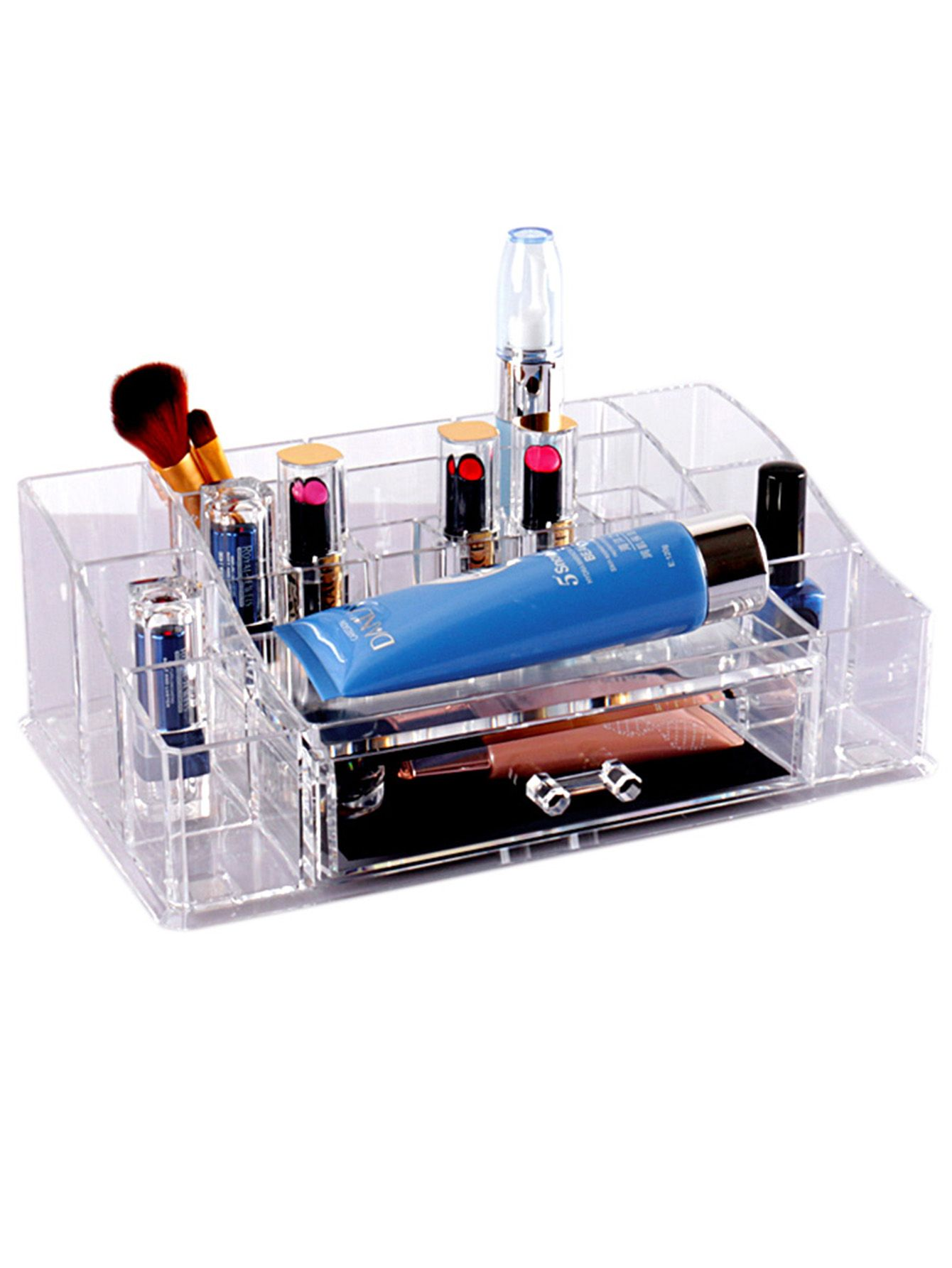Shop Acrylic Makeup & Beauty Storage With Drawer online