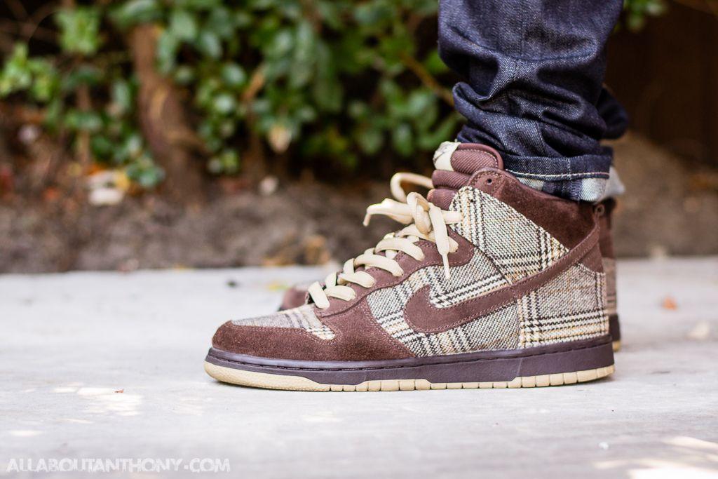 online store 919d2 d2e09 Nike Dunk High Pro SB