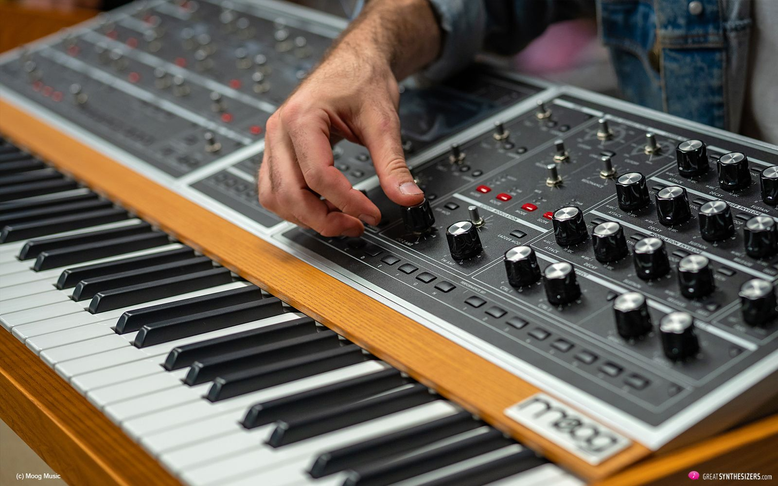 Moog ONE - the ultimate Moog synthesizer