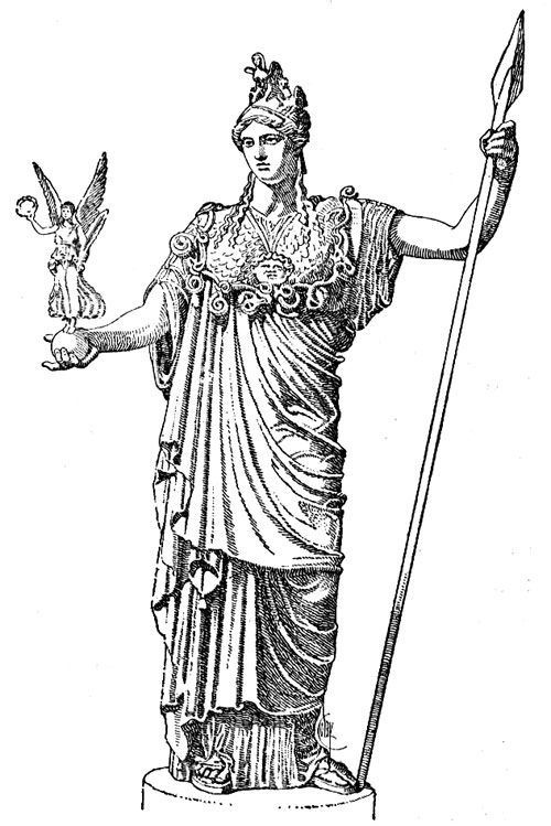 Roman Goddess Costume - Minerva | Mythology | Pinterest