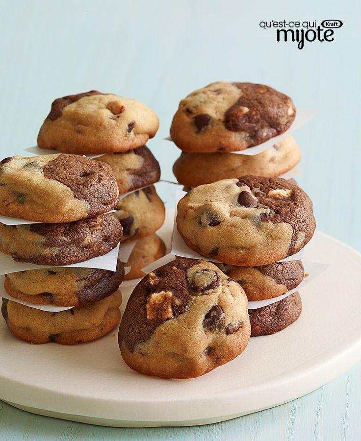 Duos chocolat s au beurre d 39 arachide recette biscuits pinterest recette biscuit dessert - Comment griller des arachides ...